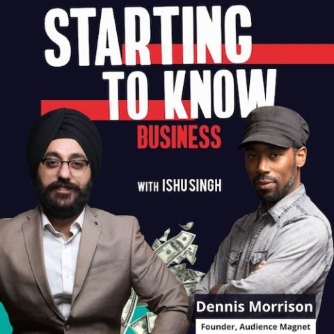 Starting to Know business-dennis-morrison