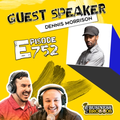 Business bros podcast - 400x400